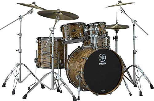 (Yamaha Live Custom Hybrid Oak 3-piece Shell Pack -)