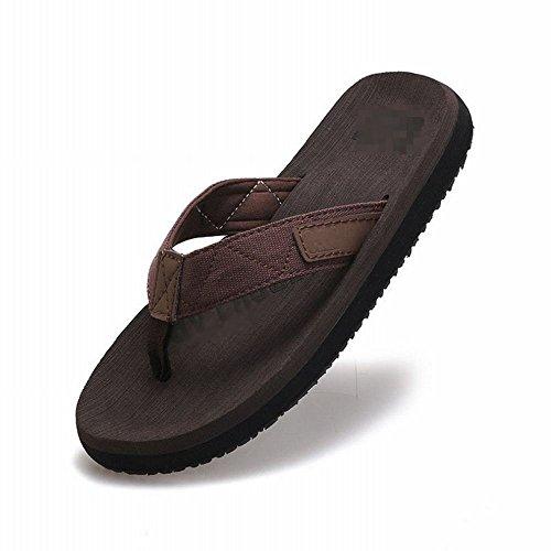 e occidentale piatta da sandali infradito ciabatte estate Infradito con piattaforma antiscivolo da RBB opaca spiaggia A moda uomo UPaqX
