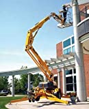 Haulotte BilJax 3522A Towable Articulating Boom Lift