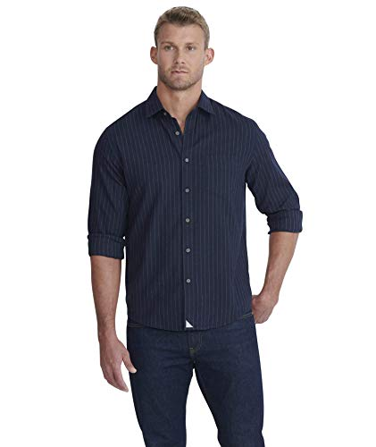 7c204d6ec44 UNTUCKit Meridian - Men s Button Down Shirt Long Sleeve