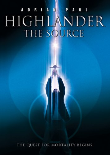 DVD : Highlander 5: The Source (, Dolby, AC-3, Widescreen, Sensormatic)