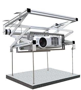 celexon Soporte motorizado para projectores PL300: Amazon.es ...