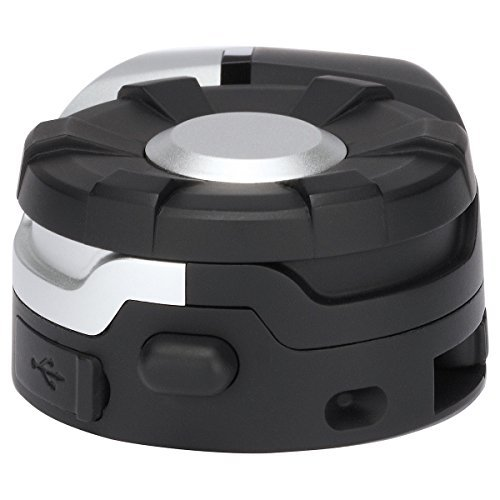 Sena Bluetooth 20S-02 Motorcycle Helmet Headset Communicator with Slim Speakers