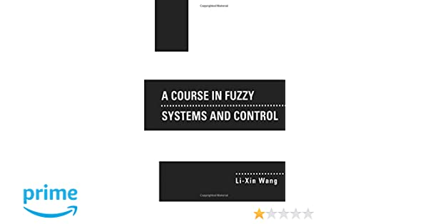 In systems course a pdf control fuzzy and