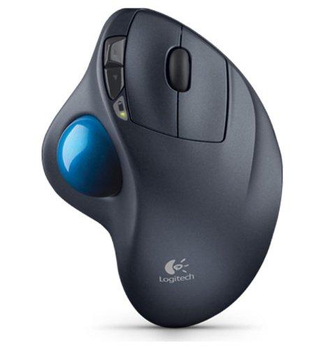 Logitech M570 Wireless Trackball-(Renewed) by Logitech