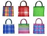 Mini Mexican Tote Favor Bags
