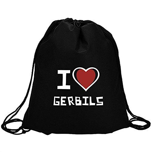 idakoos-i-love-flea-animals-sport-bag