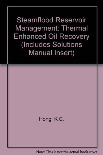 Michelle Thermal - Steamflood Reservoir Management