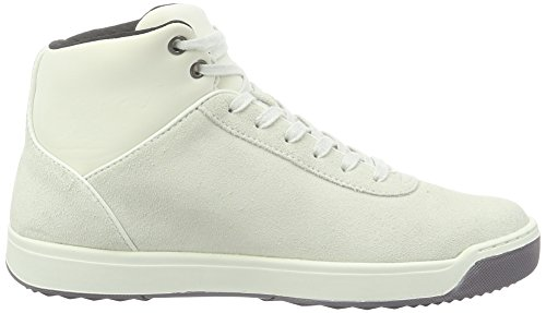 Wht Mujer Explorateur Off 098 Zapatillas Ankle 416 1 Weiß Lacoste a08qXX