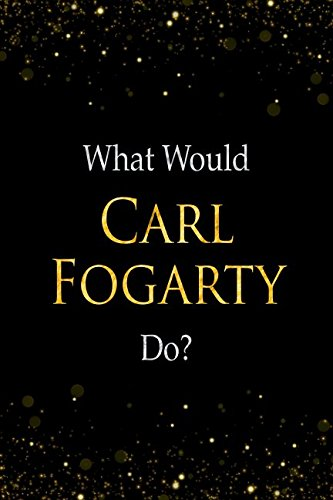 What Would Carl Fogarty Do?: Carl Fogarty Designer Notebook