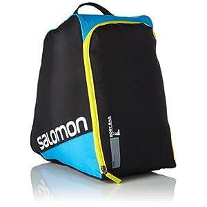 Salomon - SALOMON - Sac a Chaussure - ORIGINAL BOOT BAG Bleu/Noir