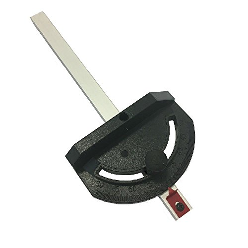 DeWalt Replacement DW745 Table Saw Miter Gauge # 5140032-78 (Best Table Saw Miter Sled)