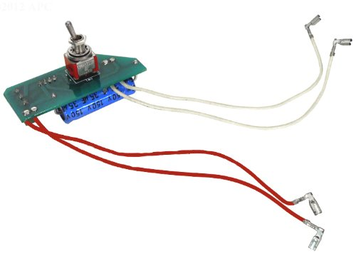 Zodiac R0441700 Printed Circuit Board with Toggle Switch Replacement Kit for Zodiac Jandy Valve Actuator