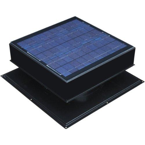 Roof Mount Solar Attic Fan - 6