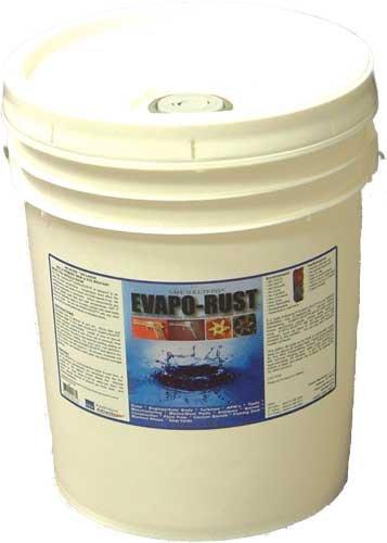 Evapo-rust 5 Gallon Safe Industrial Strength Rust Remover