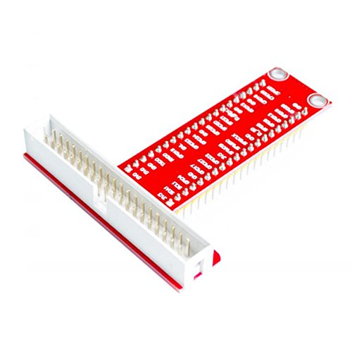 10pcs//lot Raspberry Pi Plus Breakout GPIO Adapter Plate for Raspberry Pi B Raspberry Pi 3