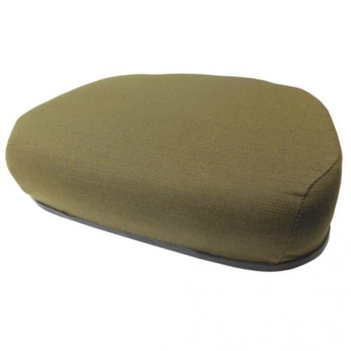 Seat Cushion Mechanical/Hydraulic Fabric Brown John Deere 9400 4230 7700 4430 7720 4440 4050 4240 4630 4250 4040 9600 9500 4450 9610 9510 6620 9410 4455 4640 4650 4030 4850 6600 4840 4055 4755 8430 All States Ag Parts