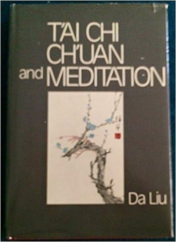 Epub Gratis T'ai Chi Ch'uan And Meditation