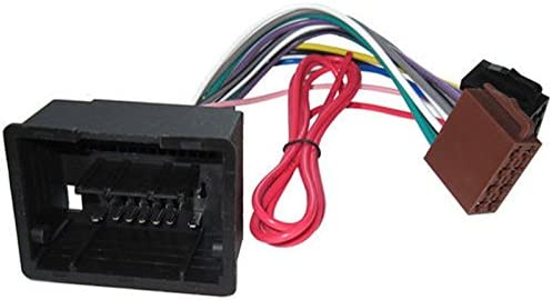 Harness car radio ISO OPEL ASTRA AGILA INSIGNA 2009 />