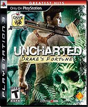 Uncharted: Drake's Fortune (Playstation 3) by Unknown
