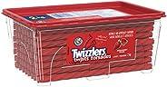 TWIZZLERS Strawberry Licorice Twists Candy, 2kg Bulk Tub