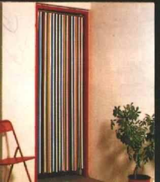 Slat Type Door Curtain Bug Blind Fly Blind Strip Blind