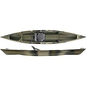 Native Watercraft Ultimate 14.5 Solo Kayak - Hidden Oak