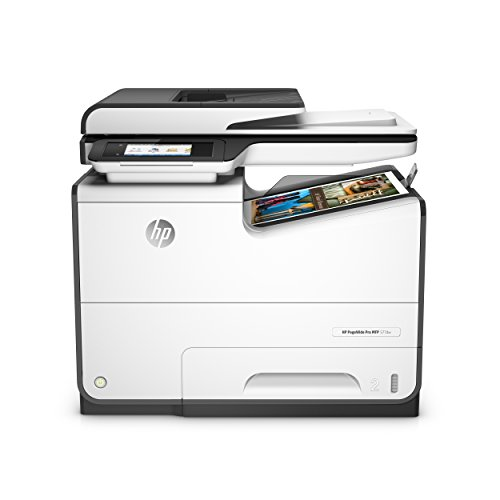 HP PageWide Pro 577dw Color Multifunction Business Printer with Wireless & Duplex Printing (D3Q21A) ()