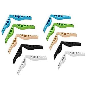 Accessorio antiappannamento per maschere Impedisce agli occhiali di appannare il silicone del ponte nasale… 1 spesavip