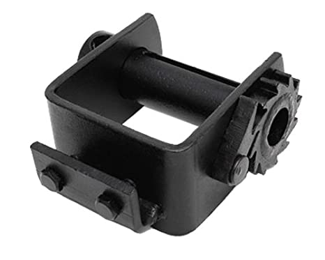 PROGRIP 05334 Cargo Tie Down Winch for Truck and Trailer 2 Mini Weld-On//Bolt-On