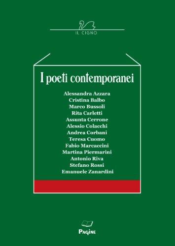 i-poeti-contemporanei-167-italian-edition