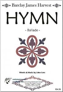 Barclay James Harvest - himno - partituras para Piano [partituras]