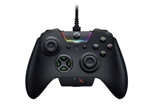 Razer Wolverine Ultimate – Mando de juegos con cable para Xbox One + Xbox Series X / S + PC con Chroma RGB, palos…