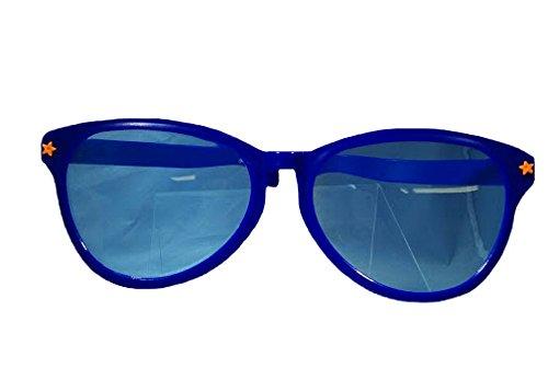 Funny Fashion Jumbo Giant Clown Novelty Sunglasses Glasses Plastic Novelty Costume Huge Frames