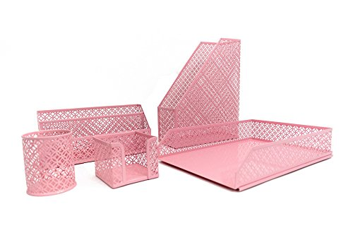 compare price to pink office supplies