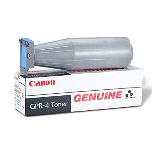 (Canon Gpr-4 Imagerunner 5000e/5000en/5000v/5000i Toner 1-1650 Gm Ctg/Ctn 33000 Yield Durable)