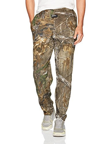 - Zubaz Men's Camo Printed Athletic Lounge Pants, Realtree Print, 2XL