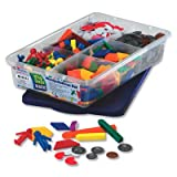 Flip Over Math™ Tub of Manipulatives