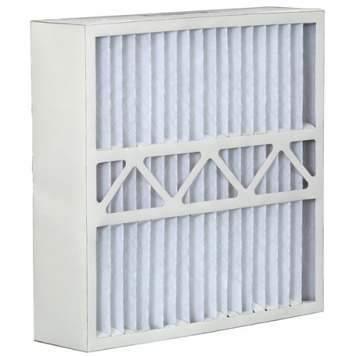 """Eco-Aire RDP.CA052025M13 Deep Pleat Material MERV 13 Aftermarket Replacement Filter, 20 x 25 x 5"""""""