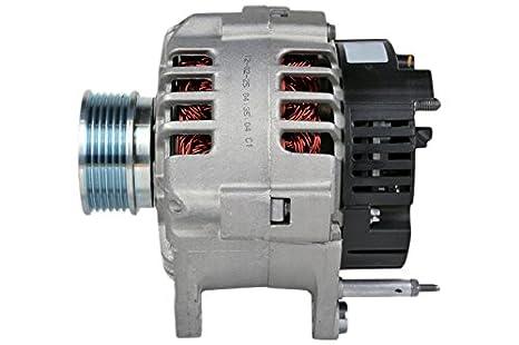 Volvo Original Lichtmaschine GENERATOR VW TRANSPORTER Kasten  T4 2.5 TDI