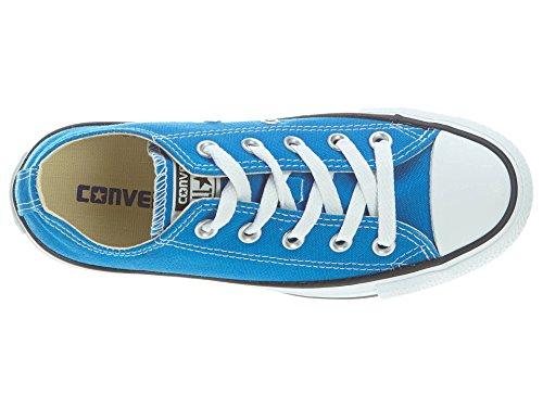Converse Chucks Taylor Allstar Okse Elektrisk Blu Unisex 139791f Stil: 139791f-blu Størrelse: Menns 9 Womens 11