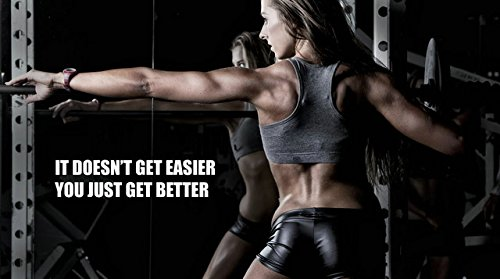BestWeeks Rise To The Challenge – BodyBuilding Fitness Motivational Art Photo Poster Poster Gym Picture For Wall Decor 18