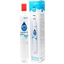 Replacement 4396701 Refrigerator Water Filter for Whirlpool, Kenmore, Jenn-Air, KitchenAid - Compatible with Whirlpool 4396701, Kenmore 9915, Whirlpool ET1FHTXMQ01, Whirlpool ET1FHTXMQ04
