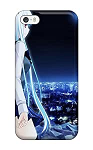 Best night moon uniformsthigh highs game Anime Pop Culture Hard Plastic iPhone 5/5s cases 5211313K488746020
