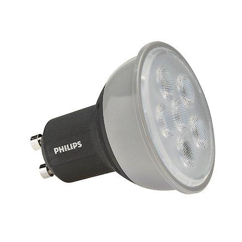 Philips MASTER LED Spot GU10, 6 SMD LED, 3,5 W, 40°, 2700 K, intensidad regulable de eficiencia energética: a ++: Amazon.es: Iluminación