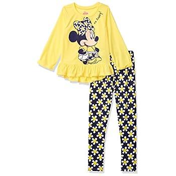 Disney Minnie Mouse Lengthy Sleeve High & Legging Set