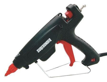 Surebonder Glue Gun, Hot Melt, 8 lb./hr, 220W, 110V (PRO2-220HT)