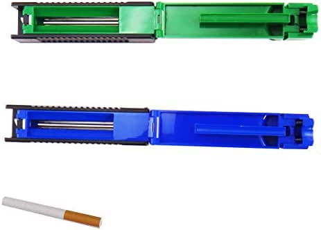 Cigarette Tobacco Injector Staple Style Rolling Machine 2 Pack