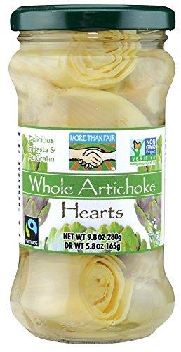 Native Kjalii Foods, Inc. Artichoke Hrts,Whole 9.8 Oz (Pack Of 6)