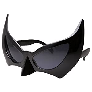 grinderPUNCH Halloween Costume Sunglasses Glasses Scary Party Men Women Adult